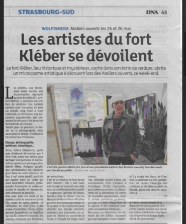 article de presse nikita schumacher
